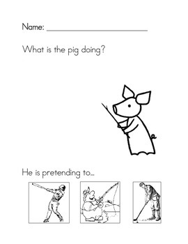 Not a Stick prediction worksheet with choices