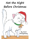 Fun, Christmas Readers Theater – Not the Night Before Christmas