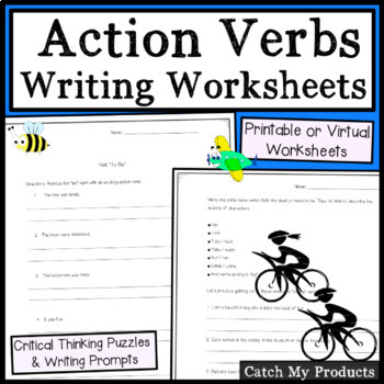 """Writing Process : """"Not to Be"""" - Practice in Eliminating Be Verbs in Writing"""