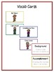 Notable African Americans Research Project - 13 Vocab Cards, Packet, Book + More