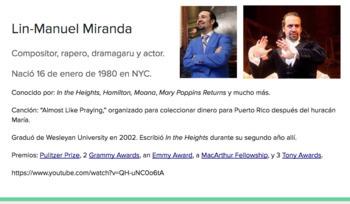 Notable Puerto Ricans