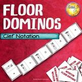 Notation Floor Dominos