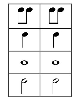 Notation Printouts