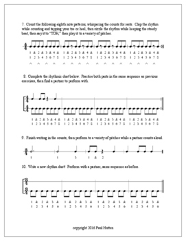 Notation Review - Middle School Band
