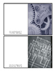 Note Cards with Images from a Scanning Electron Microscope
