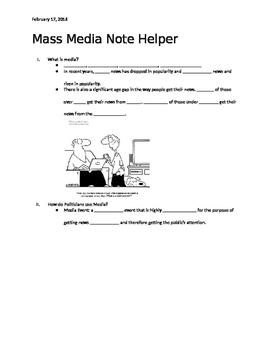 Note Helper for Mass Media Prezi AP Aligned