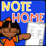 Note Home