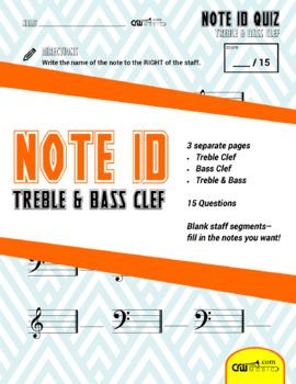 Note ID Quiz
