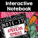 Interactive Notebook- American Symbols