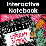 Interactive Notebook- American Symbols