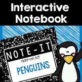 Penguins Interactive Notebook