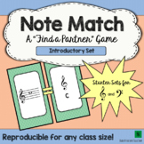 Note Name Game - Introductory Set