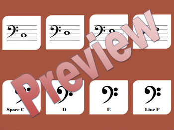 Note Matching Game
