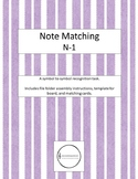 Note Matching (Novice-1 Folder)
