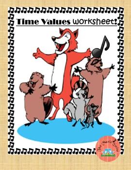 Note Matching Worksheet!
