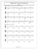 Note Name Identification Worksheet Pack - Treble & Bass Clefs