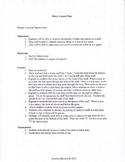 Note Name Lesson Plan Unit