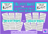 Note Name Music Worksheets Treble Clef Lines and Spaces