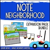 Note Neighborhood – Expansion Pack BUNDLE