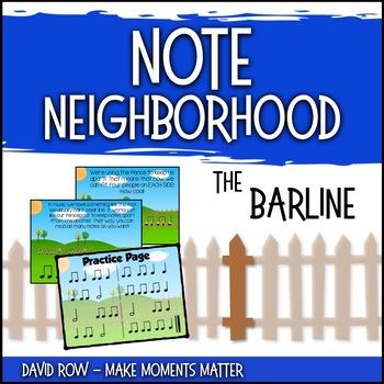 Note Neighborhood – The Barline