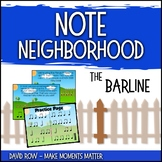 Note Neighborhood – The Barline