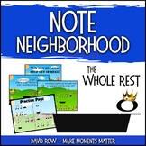 Note Neighborhood – The Whole Rest