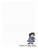 Stationery for Teachers!