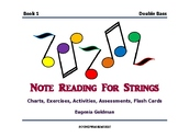 Note Reading For Strings: Book1 (Teacher's Edition)