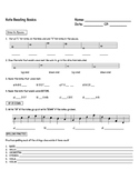 Note Reading basics - for beginning orchestra