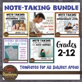 Note-Taking Bundle