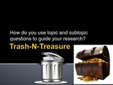 Simple Note Taking Method for Research-Trash-n-Treasure