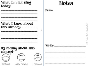 Note-Taking Pack