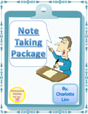 Note Taking Package