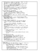 Note Taking Sheet - Ch. 8 for the American Pageant