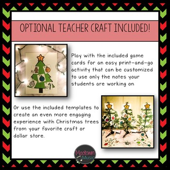 Note Tree Decorator - The Ultimate Christmas Music Game!