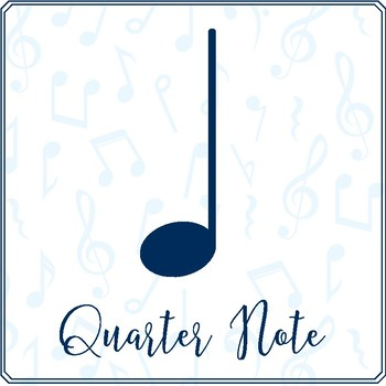 Note Value Cards