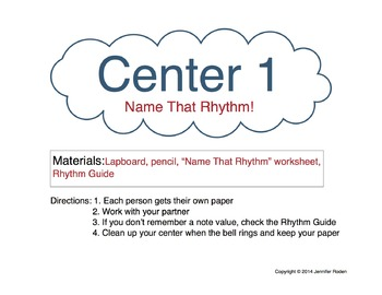 Note Value Centers
