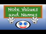 Note Value Game