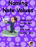 Note Name and Values