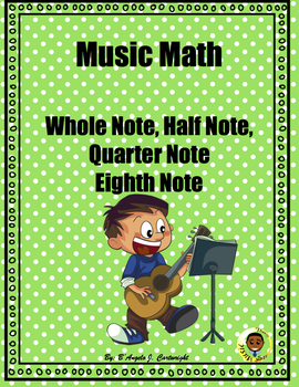 Note Values (Music Math)