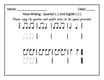 Beth'-s Music Notes: Writing rhythms | mustdo | Pinterest | Music ...