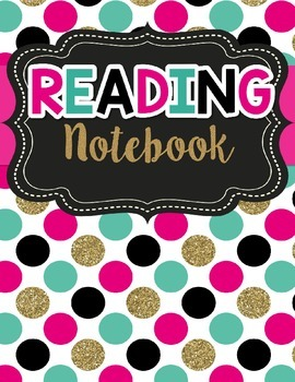 Notebook/Binder Covers {Editable}