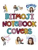 Bitmoji Notebook Cover