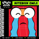 Notebook Emoji Clip Art