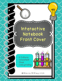 Interactive Notebook Front Cover Set-up