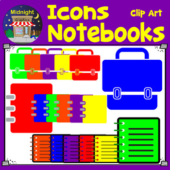Notebook Icons