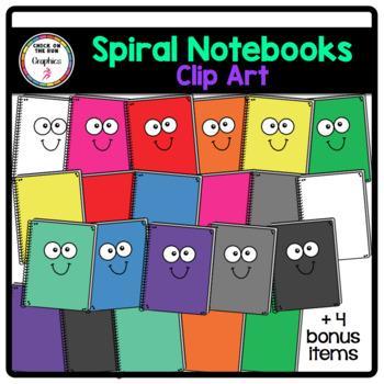 Notebook Paper (Digital Clip Art)