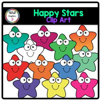 Stars 1 (Digital Clip Art)
