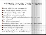 Notebook Reflection