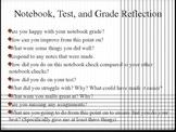 Notebook Reflection